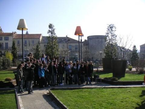 Frankreichaustausch 2011